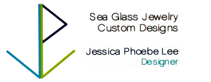 Jessica Phoebe Lee Seaglass Jewelry